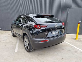 2021 Mazda MX-30 MX-30 E35 Astina Jet Black 1 Speed Automatic Wagon.