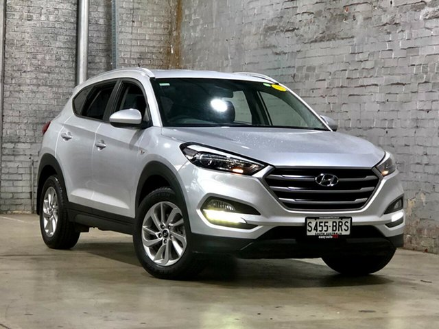 Used Hyundai Tucson TLe MY17 Active 2WD Mile End South, 2017 Hyundai Tucson TLe MY17 Active 2WD Silver 6 Speed Sports Automatic Wagon