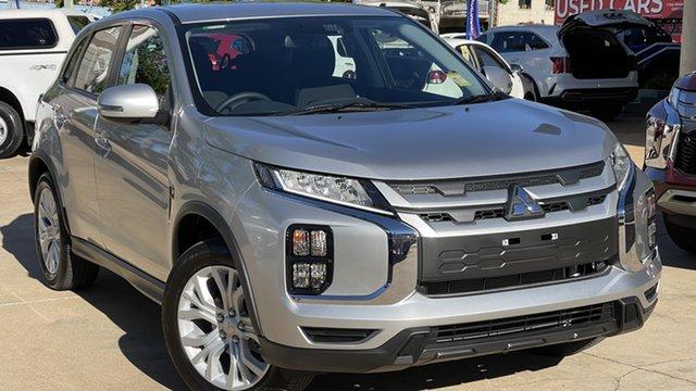 New Mitsubishi ASX XD MY21 ES-L 2WD Toowoomba, 2021 Mitsubishi ASX XD MY21 ES-L 2WD Sterling Silver 1 Speed Constant Variable Wagon