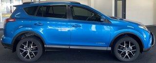 2017 Toyota RAV4 ALA49R GXL AWD Blue 6 Speed Sports Automatic Wagon.