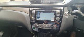 2018 Nissan Qashqai J11 Series 2 ST-L X-tronic Blue 1 Speed Constant Variable Wagon