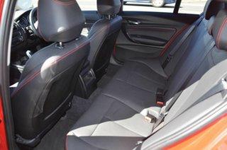 2013 BMW 118i F20 Sport Line Red 8 Speed Automatic Hatchback