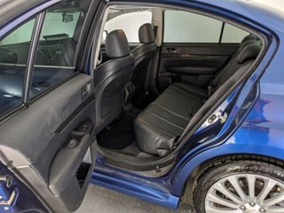 2009 Subaru Liberty B5 MY10 2.5i Sports Lineartronic AWD Premium Blue 6 Speed Constant Variable