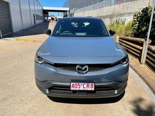 2021 Mazda MX-30 DR2WBJ E35 Astina Grey 1 Speed Reduction Gear Wagon