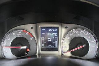 2014 Isuzu MU-X MY15 LS-U Rev-Tronic Splash White 52 5 Speed Sports Automatic Wagon