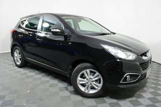 2013 Hyundai ix35 LM2 SE Black 6 Speed Sports Automatic Wagon.