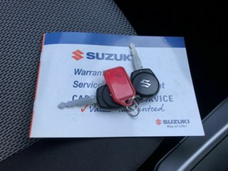2015 Suzuki S-Cross JY GL Red 7 Speed Constant Variable Hatchback