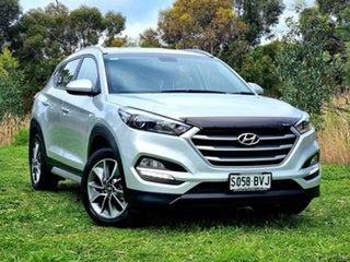 2018 Hyundai Tucson TL MY18 Active X 2WD Silver 6 Speed Sports Automatic Wagon.
