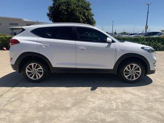 2018 Hyundai Tucson TL2 MY18 Active AWD White/300717 6 Speed Sports Automatic Wagon.