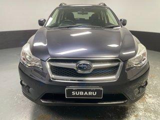 2014 Subaru XV G4X MY14 2.0i Lineartronic AWD Dark Blue 6 Speed Constant Variable Wagon.
