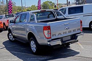 2021 Ford Ranger PX MkIII 2021.25MY XLT Hi-Rider Aluminium Silver 6 Speed Sports Automatic.