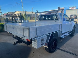 2013 Holden Colorado RG LX (4x4) White 6 Speed Automatic Space Cab Chassis