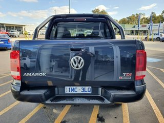 2018 Volkswagen Amarok 2H MY18 TDI420 4MOTION Perm Core Plus Blue 8 Speed Automatic Utility