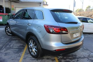 2015 Mazda CX-9 TB10A5 Grand Touring Activematic AWD Silver 6 Speed Sports Automatic Wagon.