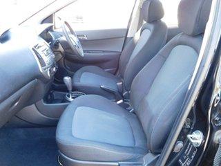 2014 Hyundai i20 PB MY14 Active Black 4 Speed Automatic Hatchback