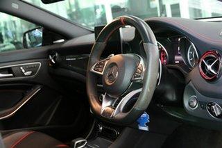 2019 Mercedes-Benz CLA-Class C117 809MY CLA45 AMG SPEEDSHIFT DCT 4MATIC White 7 Speed