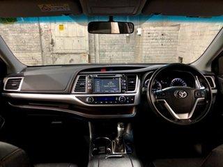 2017 Toyota Kluger GSU50R GXL 2WD Grey 8 Speed Sports Automatic Wagon