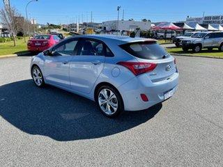 2013 Hyundai i30 GD Premium Blue 6 Speed Automatic Hatchback