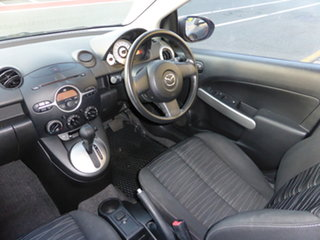 2009 Mazda 2 DE Neo Grey 4 Speed Automatic Hatchback.