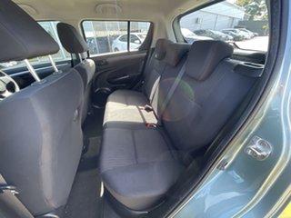 2011 Suzuki Swift FZ GA Green 5 Speed Manual Hatchback