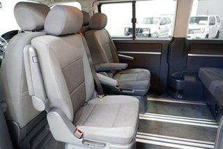 2012 Volkswagen Multivan T5 MY12 TDI400 DSG Comfortline Blue 7 Speed Sports Automatic Dual Clutch