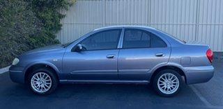 2005 Nissan Pulsar N16 MY2004 ST Blue 4 Speed Automatic Sedan