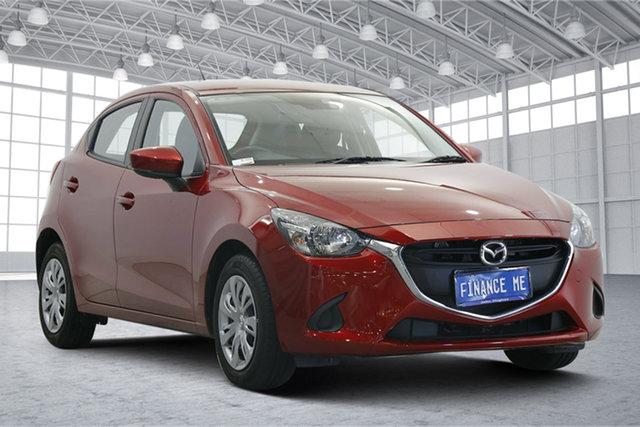 Used Mazda 2 DJ2HA6 Neo SKYACTIV-MT Victoria Park, 2019 Mazda 2 DJ2HA6 Neo SKYACTIV-MT Soul Red 6 Speed Manual Hatchback