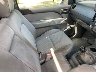 2007 Mazda BT-50 UNY0W3 DX 4x2 Grey 5 Speed Manual Cab Chassis