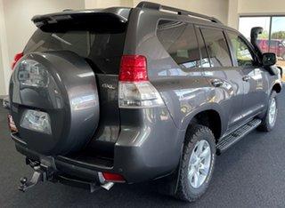 2013 Toyota Landcruiser Prado KDJ150R GXL Grey 5 Speed Sports Automatic Wagon.