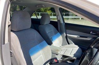 2005 Mazda 6 GG Classic White 4 Speed Auto Activematic Sedan