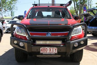 2016 Holden Colorado RG MY17 Z71 Pickup Crew Cab Red 6 Speed Manual Utility.