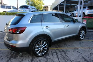 2015 Mazda CX-9 TB10A5 Grand Touring Activematic AWD Silver 6 Speed Sports Automatic Wagon