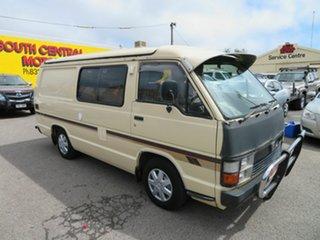 1985 Toyota HiAce LH51 Gold 5 Speed Manual Van.