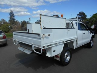 2015 Ford Ranger PX XL 3.2 (4x4) White 6 Speed Manual Super Cab Chassis