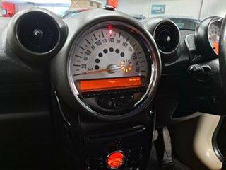 2012 Mini Countryman R60 Cooper D Electric Blue 6 Speed Sports Automatic Wagon