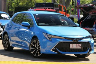 2019 Toyota Corolla Mzea12R ZR Blue 10 Speed Constant Variable Hatchback.