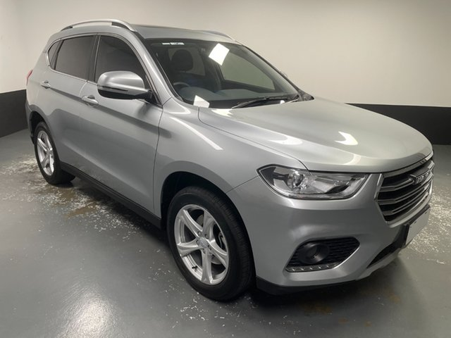 Used Haval H2 Lux 2WD Hamilton, 2020 Haval H2 Lux 2WD Silver 6 Speed Sports Automatic Wagon
