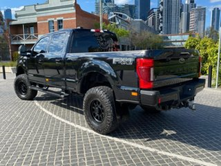 2020 Ford F350 (No Series) Lariat Sport Black Automatic Utility.