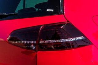 2017 Volkswagen Golf VII MY17 R DSG 4MOTION Red 6 Speed Sports Automatic Dual Clutch Hatchback