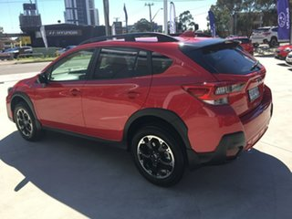 2021 Subaru XV G5X MY21 2.0i-L Lineartronic AWD Pure Red 7 Speed Constant Variable Wagon