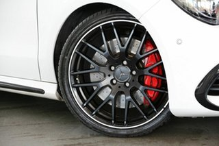 2019 Mercedes-Benz CLA-Class C117 809MY CLA45 AMG SPEEDSHIFT DCT 4MATIC White 7 Speed.
