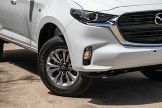 2020 Mazda BT-50 UR0YG1 XT Ice White 6 Speed Sports Automatic Utility.