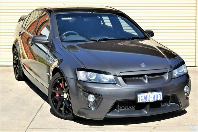 Used Holden Special Vehicles ClubSport E Series R8 Mount Lawley, 2007 Holden Special Vehicles ClubSport E Series R8 Grey 6 Speed Sports Automatic Sedan