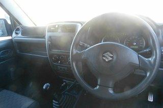 2009 Suzuki Jimny SN413 T6 Sierra White 5 Speed Manual Hardtop