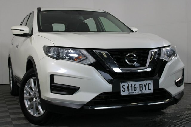 Used Nissan X-Trail T32 Series II TS X-tronic 4WD Wayville, 2018 Nissan X-Trail T32 Series II TS X-tronic 4WD White 7 Speed Constant Variable Wagon
