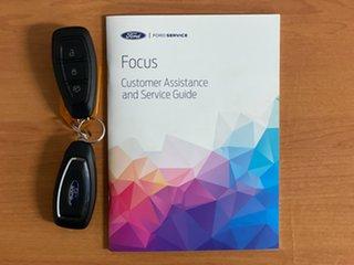 2018 Ford Focus SA 2019MY Titanium Grey 8 Speed Automatic Hatchback