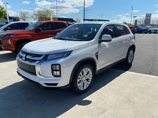 2021 Mitsubishi ASX XD MY21 ES 2WD W13 1 Speed Constant Variable Wagon.
