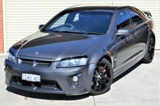 2007 Holden Special Vehicles ClubSport E Series R8 Grey 6 Speed Sports Automatic Sedan.