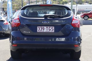 2013 Ford Focus LW MkII Ambiente PwrShift Blue 6 Speed Sports Automatic Dual Clutch Hatchback