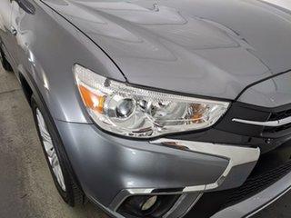 2019 Mitsubishi ASX XC MY19 ES 2WD ADAS Grey 1 Speed Constant Variable Wagon.